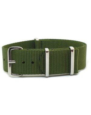 Urban Khaki Green NATO Watch Strap