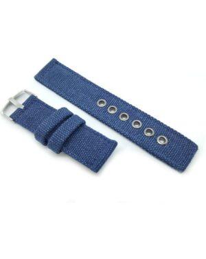 Blue_Canvas_Watch_Strap