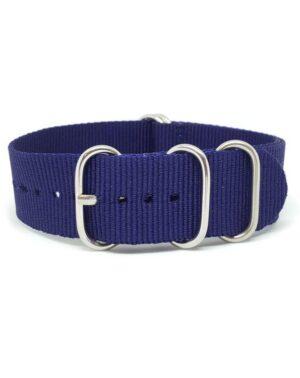 Navy Blue - Zulu Watch Strap
