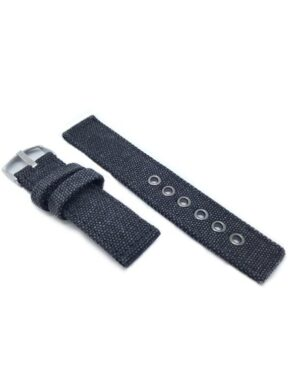 charcoal_Canvas_Watch_Strap