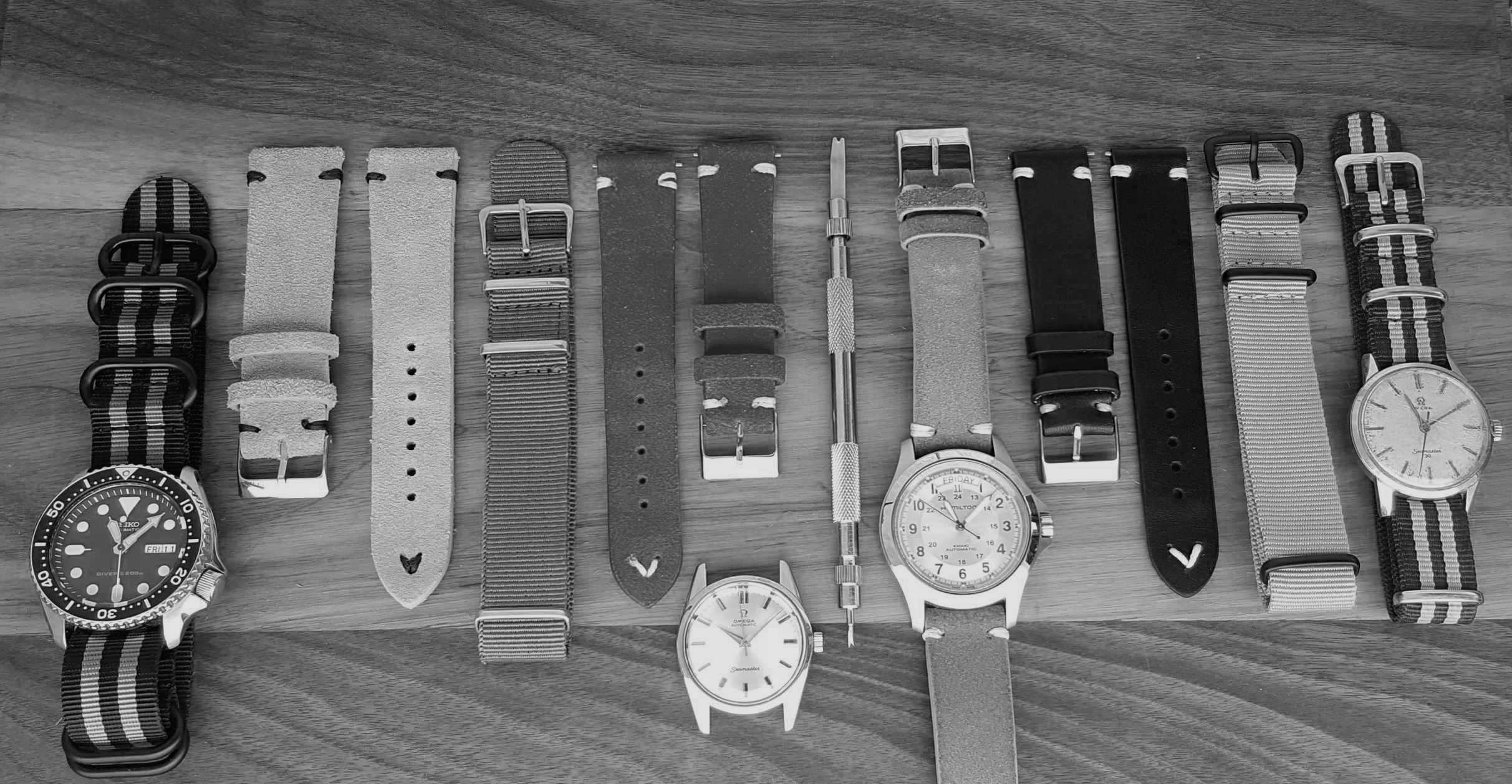 Watch Straps Leather NATO Straps Australia