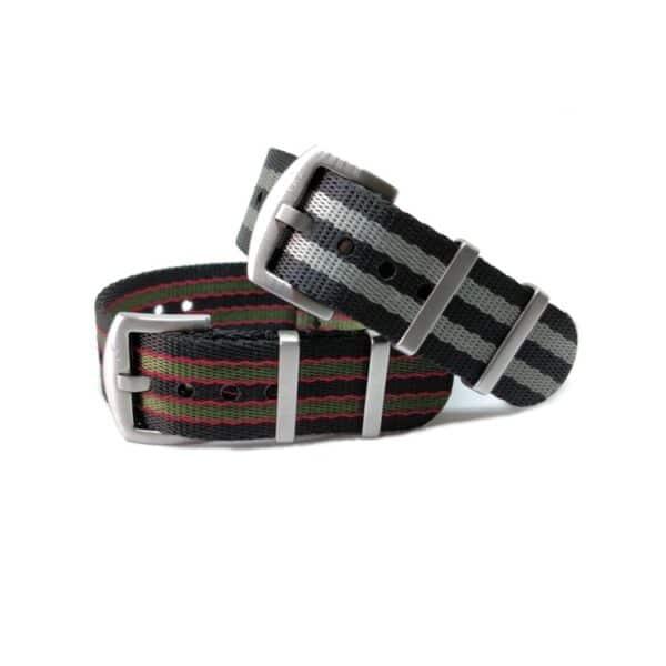 Premium Bond NATO Watch Strap Bundle 22mm