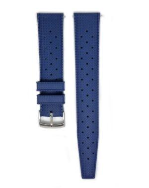 Urban Tropicana Navy Blue Rubber Tropic Watch Strap